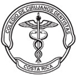 Costa Rican Dentists and Surgeons Association Logo
