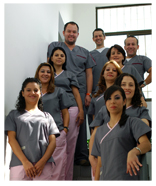 Costa Rica Dental Clinic Team