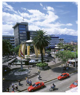 San Jose City Costa Rica